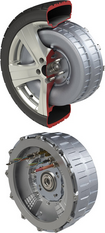 Protean In-Wheel Motor