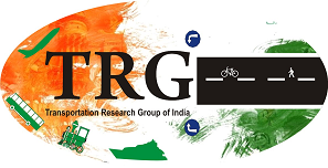 5<sup>th</sup> Conference of Transportation Research Group of India (CTRG)