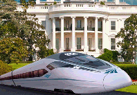 White House with HSR